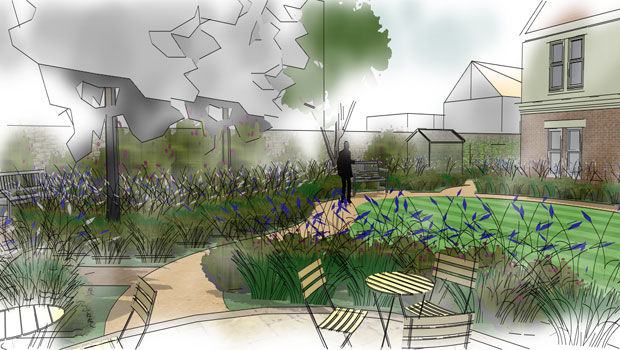 horticultural therapy landscape design norfolk