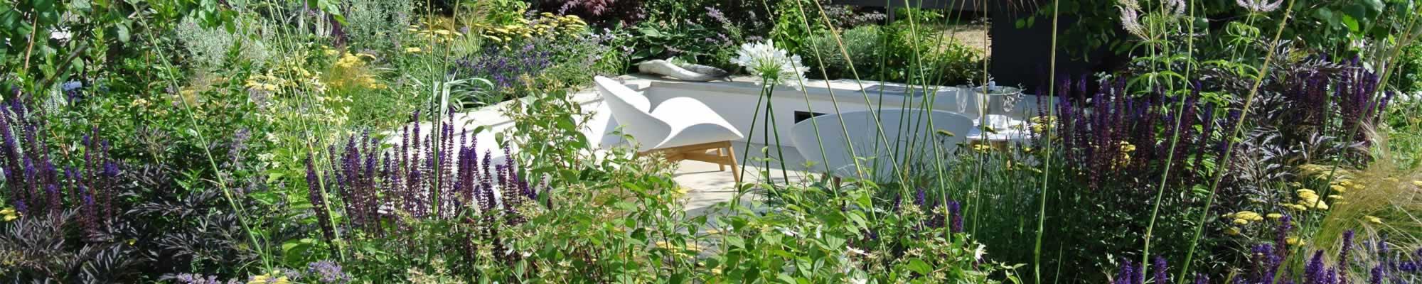 Garden Designers Wimbledon SW19 London Surrey UK